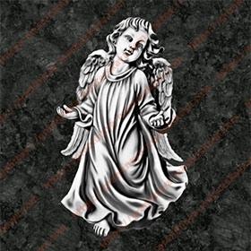 Ангел на памятник 1203