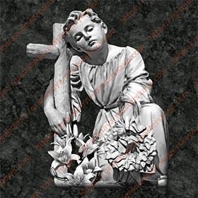 Ангел на памятник 1205