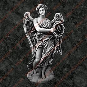 Ангел на памятник 1206