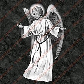 Ангел на памятник 1210