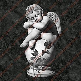 Ангел на памятник 1211