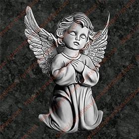 Ангел на памятник 1212