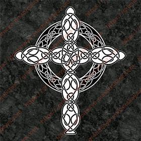 Крест на памятник 1301