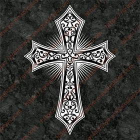 Крест на памятник 1310