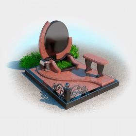 Комплекс на могилу 5001