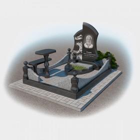Комплекс на могилу 5002