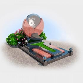 Комплекс на могилу 5005
