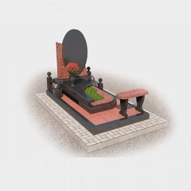 Комплекс на могилу 5007