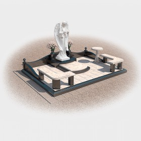 Комплекс на могилу 5008