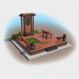 Комплекс на могилу 5010