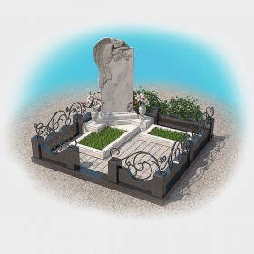 Комплекс на могилу 5014