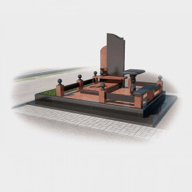 Комплекс на могилу 5015