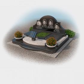 Комплекс на могилу 5017