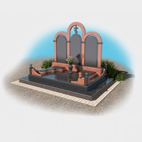 Комплекс на могилу 5018