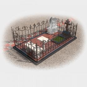 Комплекс на могилу 5022