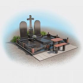 Комплекс на могилу 5027