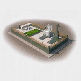 Комплекс на могилу 5036