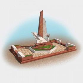 Комплекс на могилу 5037