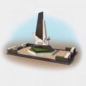 Комплекс на могилу 5038
