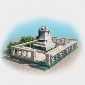 Комплекс на могилу 5039