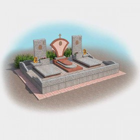 Комплекс на могилу 5040