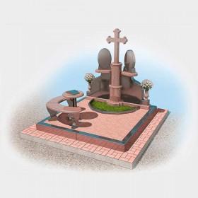 Комплекс на могилу 5041