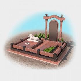 Комплекс на могилу 5045