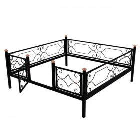 Кованная ограда 5802