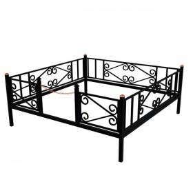Кованная ограда 5804