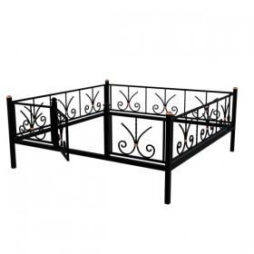 Кованная ограда 5805