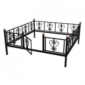 Кованная ограда 5809