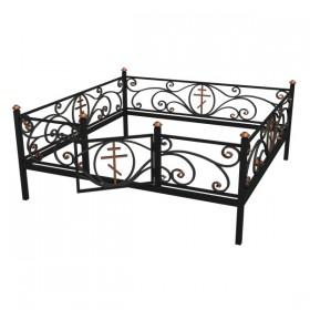 Кованная ограда 5810