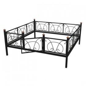 Кованная ограда 5811