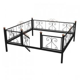 Кованная ограда 5813
