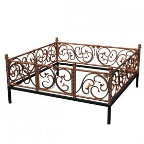 Кованная ограда 5820