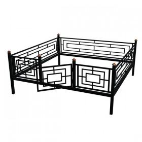Профильная ограда 5901