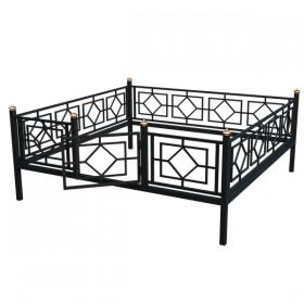 Профильная ограда 5906