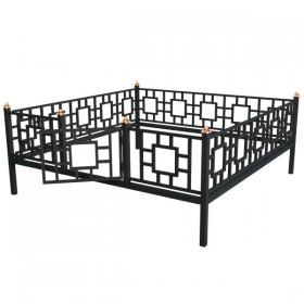 Профильная ограда 5916