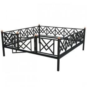 Профильная ограда 5919
